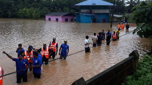 Floods in Kerala take away 72 lives