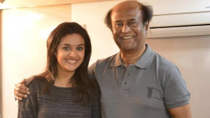 Keerthy Suresh confirmed to star in Thalaivar 168