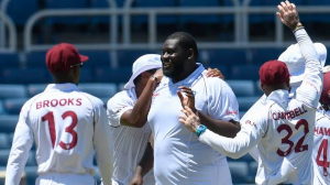 10 wicket haul for Cornwall as Windies thrash Afghanistan
