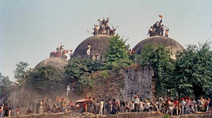 SC to resume hearing on Ram Janmabhoomi today