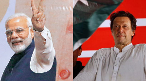 OPINION: Modi hits Imran's 'yorker' out of Kashmir