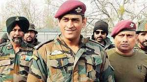 Army putting 'Iceman' Dhoni on 'Mission Ladakh'?